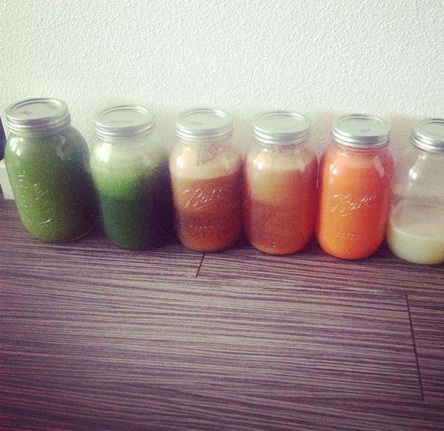 juices wall