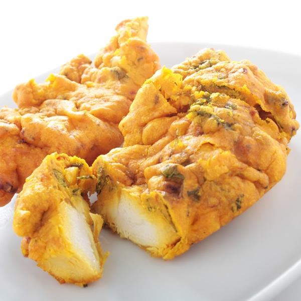 Fried spicy chicken
