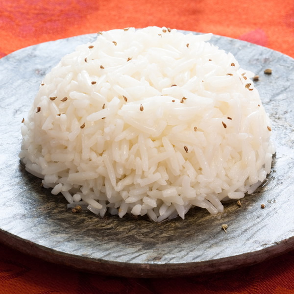 Rice with cumin