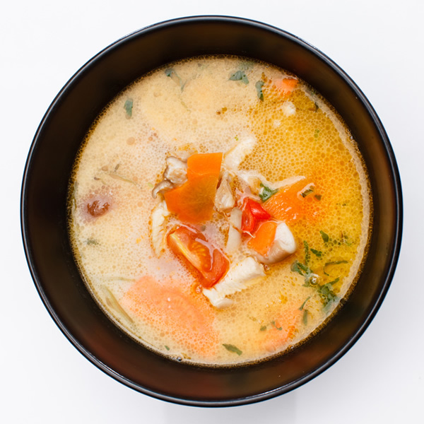Thai soup recipe