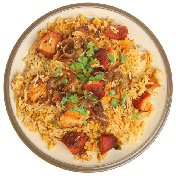 Chicken Biryani Indian Recipe