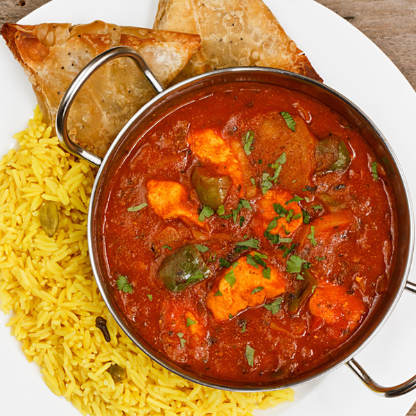 Chicken jalfrezi Indian recipe