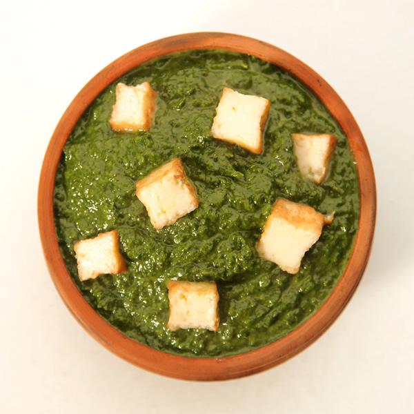 Indian soup paneer