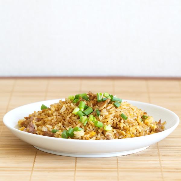 Thai chicken fried rice